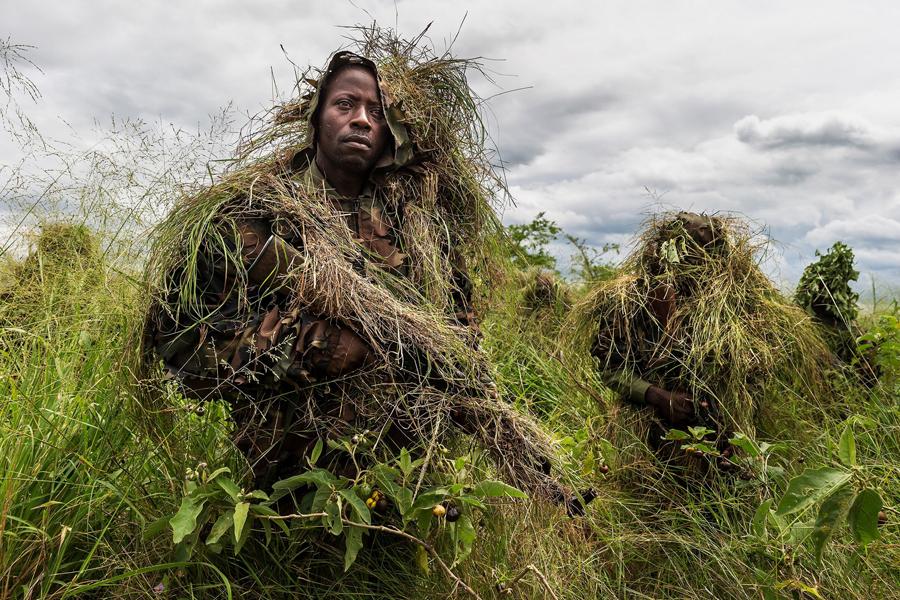 Ranger / © Brent Stirton